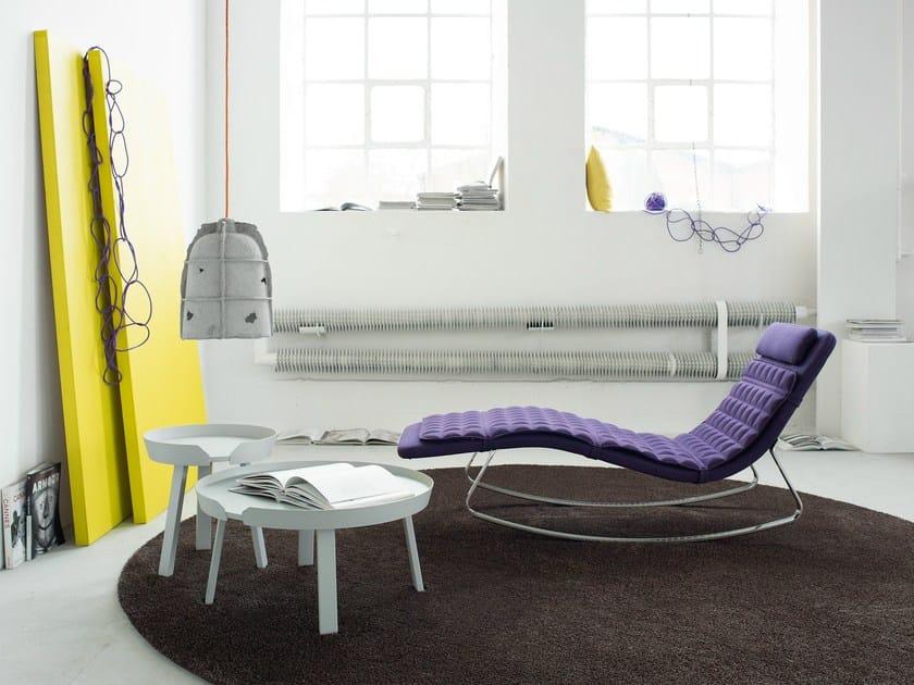 Round rug SHINY 2500 | Rug - OBJECT CARPET GmbH