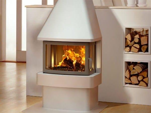 po le bois contura 450 s rie 400 by contura. Black Bedroom Furniture Sets. Home Design Ideas