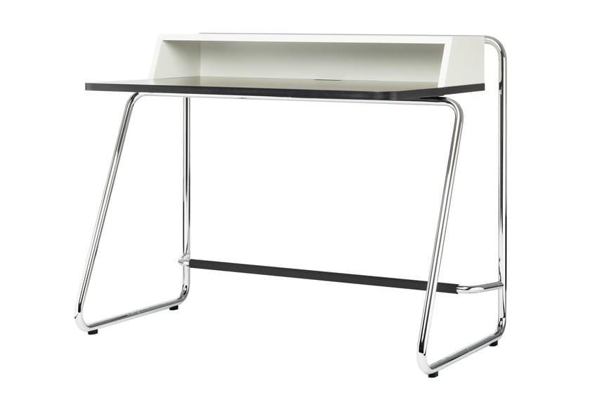 Steel secretary desk S1200 | Secretary desk - THONET