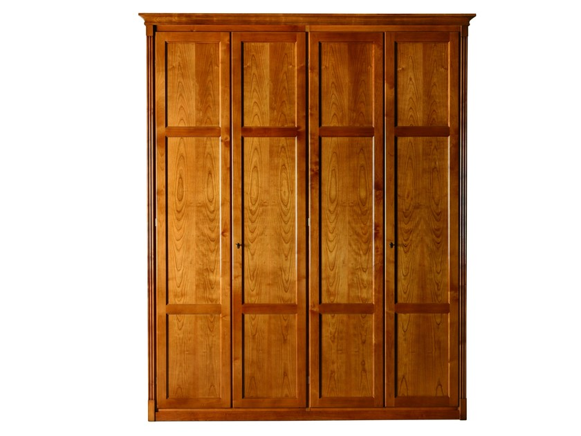 Maple wardrobe DIRETTORIO | Wardrobe by Morelato