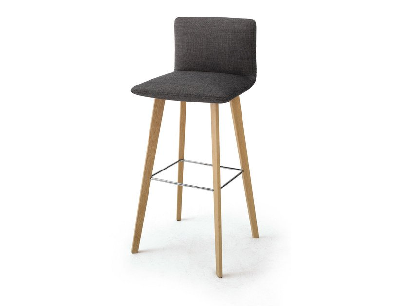Chair with footrest JALIS | Chair by COR