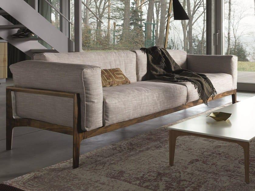 2 seater fabric sofa ELM | Fabric sofa by COR