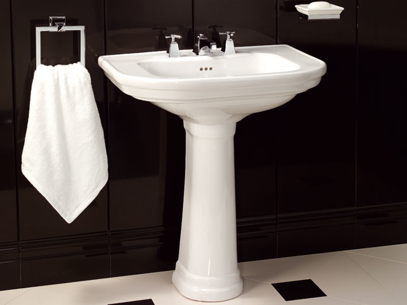 Pedestal washbasin CLASSICA | Washbasin - Devon&Devon