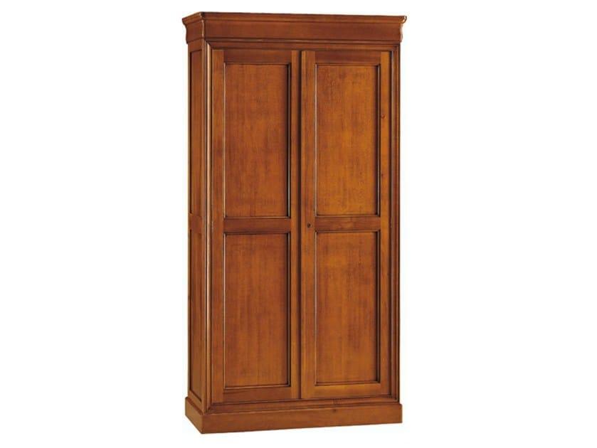 Sectional wooden wardrobe LUIGI FILIPPO | Sectional wardrobe - Morelato