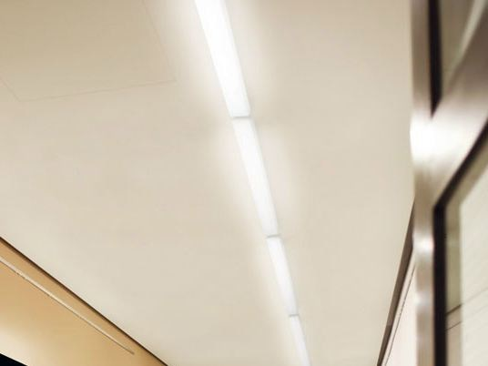 PMMA ceiling light CUBO FLAT 75 | Ceiling light - Lombardo