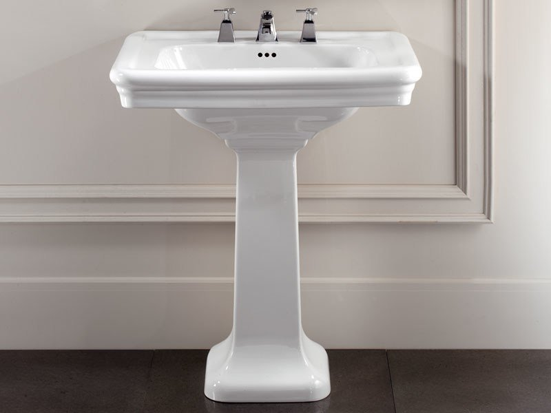 Pedestal washbasin ETOILE | Washbasin - Devon&Devon