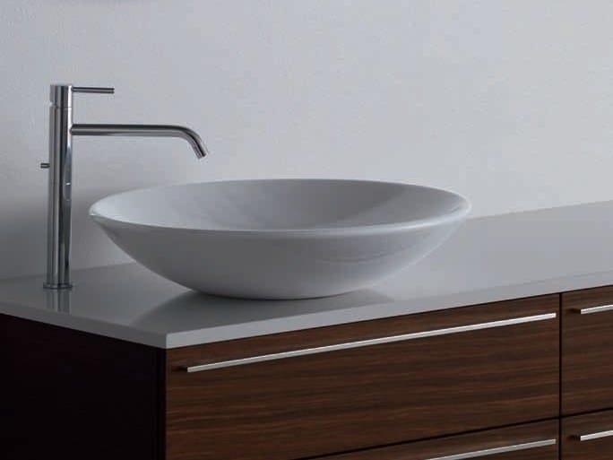 Countertop round washbasin CERCHIO - RIFRA