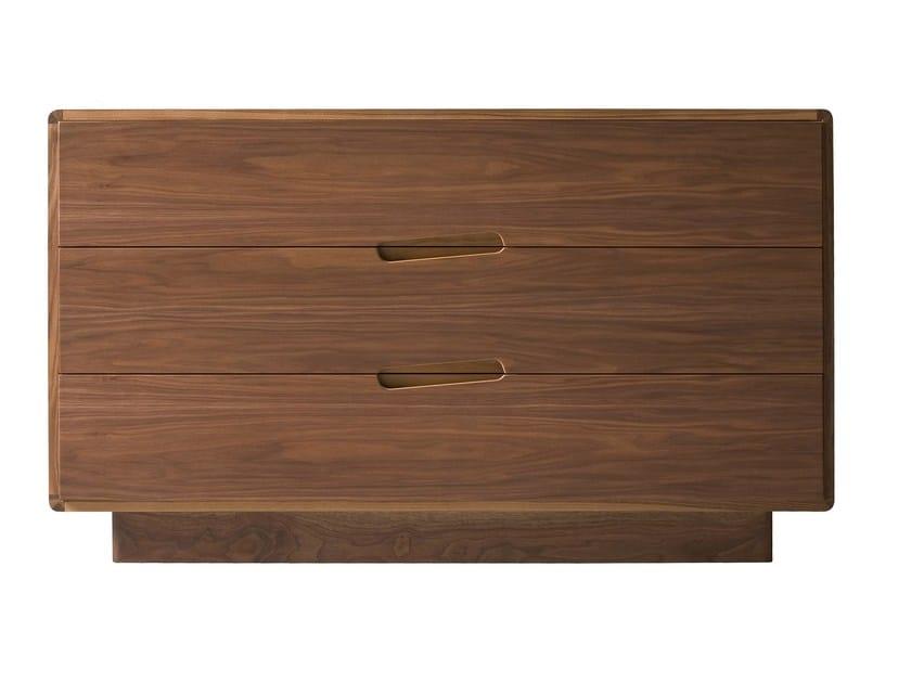 Walnut dresser MALIBÙ | Dresser - Morelato