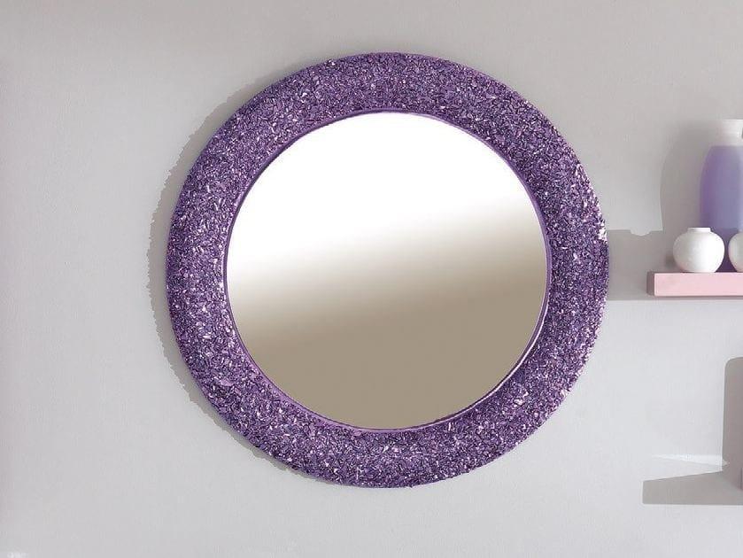Bathroom mirror GLOVE 1 - LASA IDEA