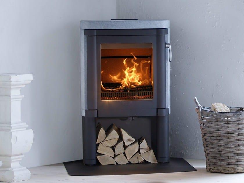 Stufa a legna in pietra ollare contura 54t serie 50 by for Contura stufe
