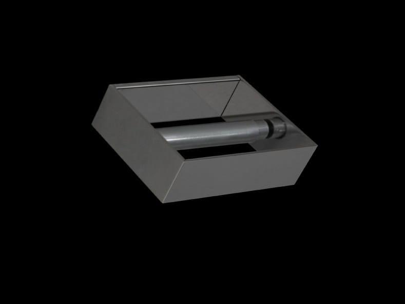Stainless steel toilet roll holder CLEAN | Toilet roll holder by RIFRA