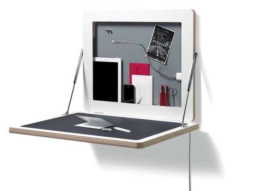 Secretary desk / office whiteboard FLATFRAME - Müller Möbelwerkstätten