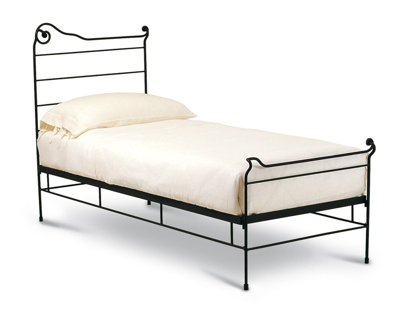 Iron single bed DUETTO | Single bed - Cantori