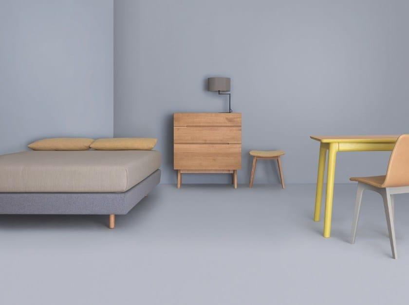 Double bed MIUT BASIC - ZEITRAUM