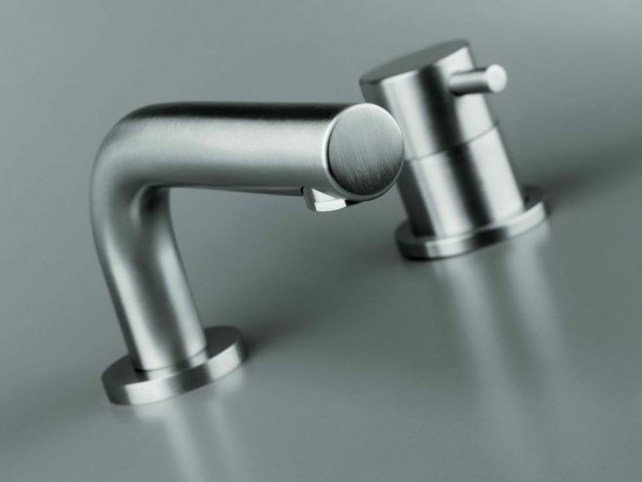 2 hole washbasin mixer COCOON MONO SET 04 - COCOON