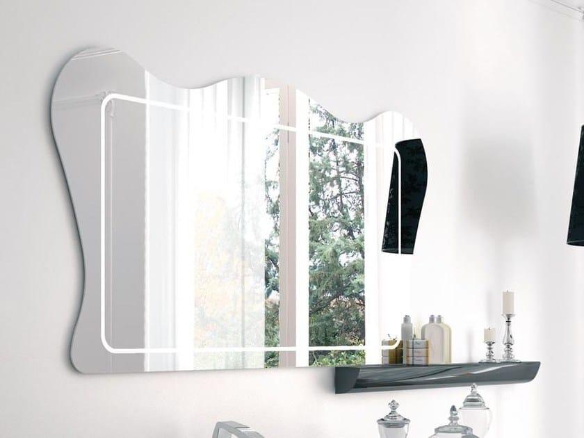 Miroir pour salle de bain gau 132 collection gaud by lasa for Salle de bain 13m2