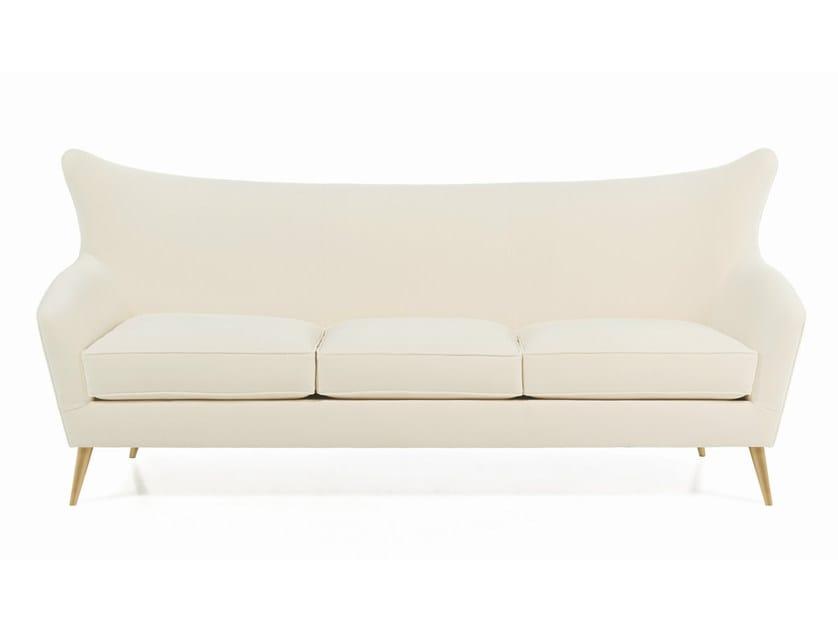 3 seater velvet sofa SOPHIA | Sofa - Munna