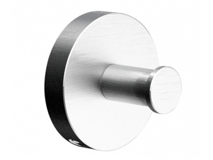 Stainless steel robe hook COCOON MONO 63 - COCOON