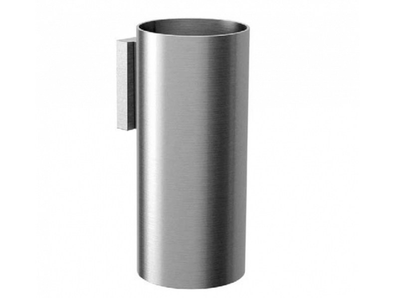 Stainless steel toothbrush holder COCOON MONO 56 by COCOON