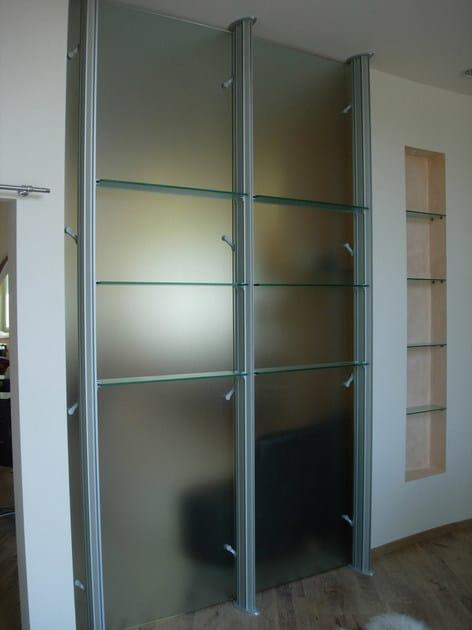 Accessori per pareti divisorie in vetro MINI BASI E PIEDI - Nuova ...