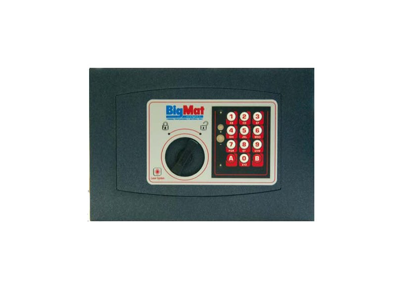 Built-in combination safe SERIE 590 - BigMat Italia