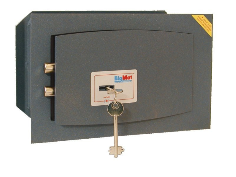 Built-in Safe with key SERIE 800 by BigMat
