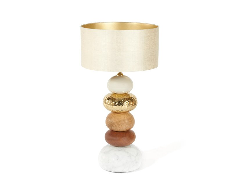Indirect light table lamp PEBBLE | Table lamp - Ginger & Jagger