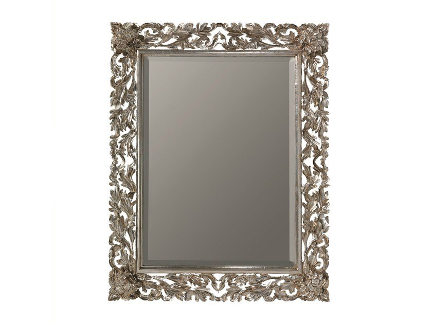 Rectangular framed mirror OLIVIER by BLEU PROVENCE