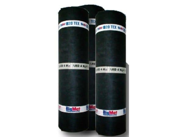 Prefabricated bituminous membrane B20 TEX ARD - BigMat Italia