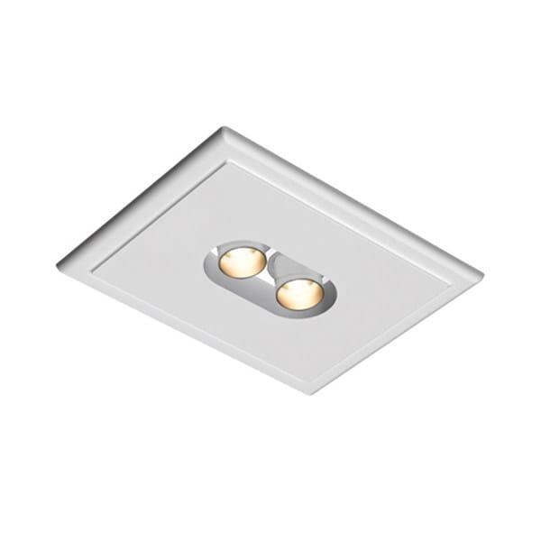 Direct light built-in lamp USB ROUND 2L - FLOS