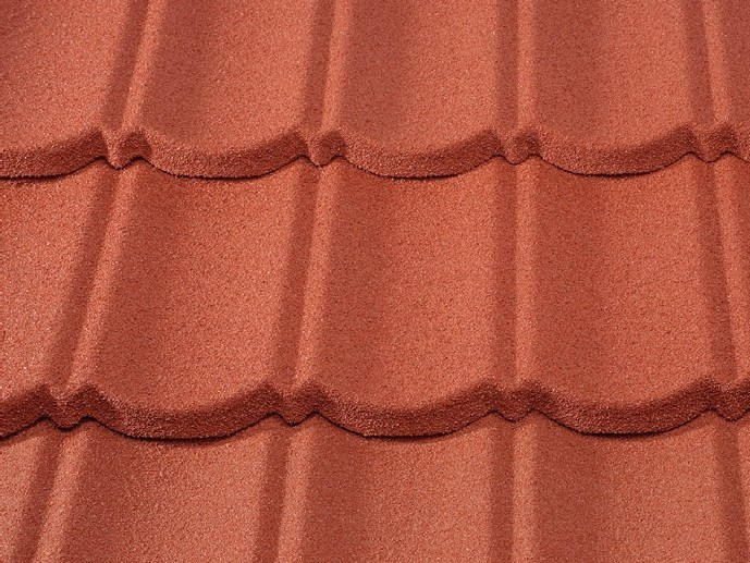 Steel roof tile METROTILE BOND - METROTILE