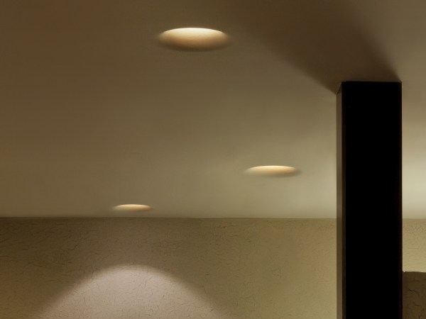 Built-in lamp USO 330 FOR MODULAR CEILING - FLOS