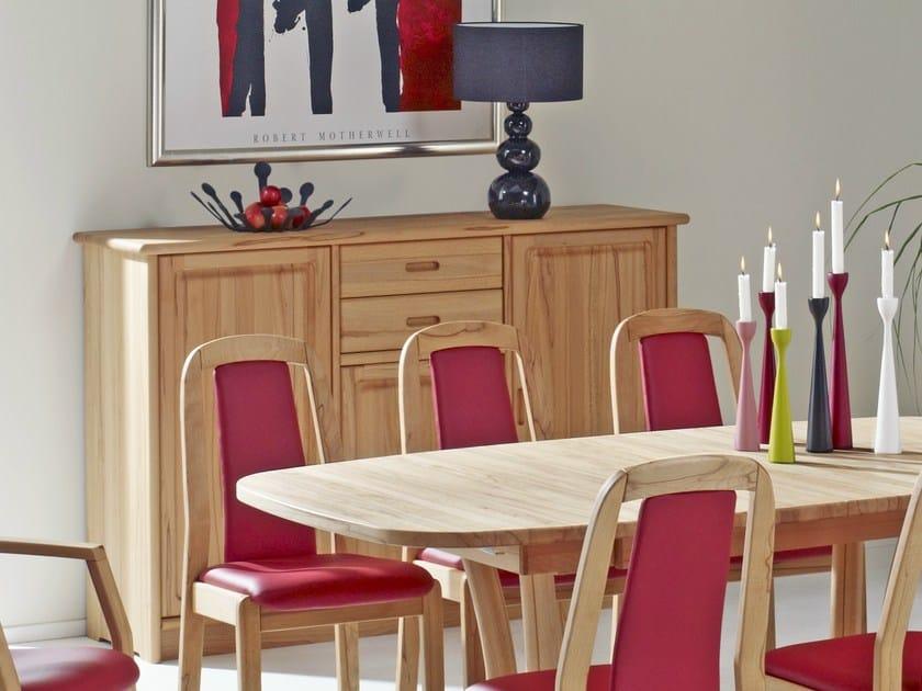 Wooden sideboard 1130M | Sideboard by Dyrlund