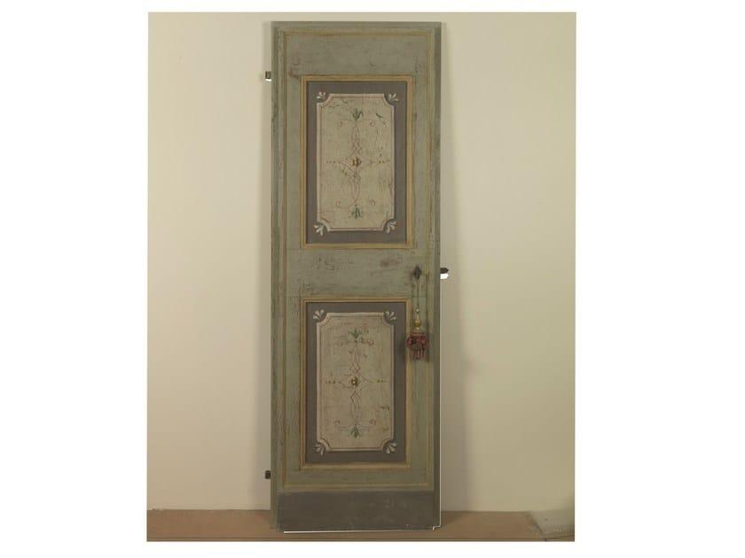 Wooden door OLD DOOR 2 - BLEU PROVENCE