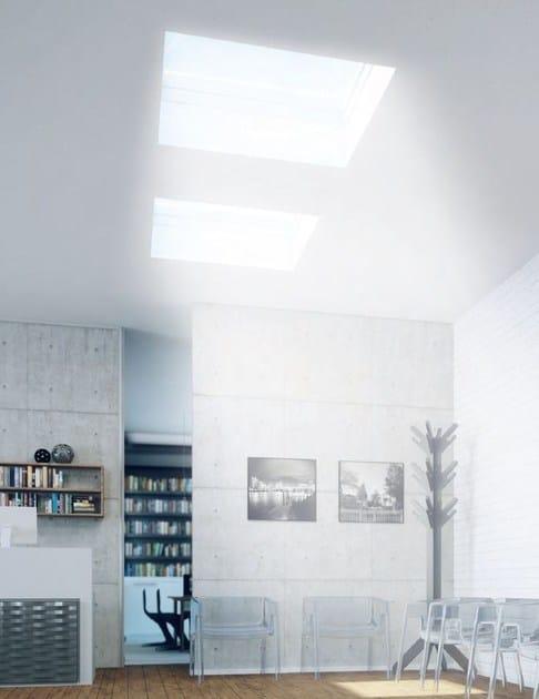 Finestra da tetto in pvc tipo f fakro for Finestre tetto fakro