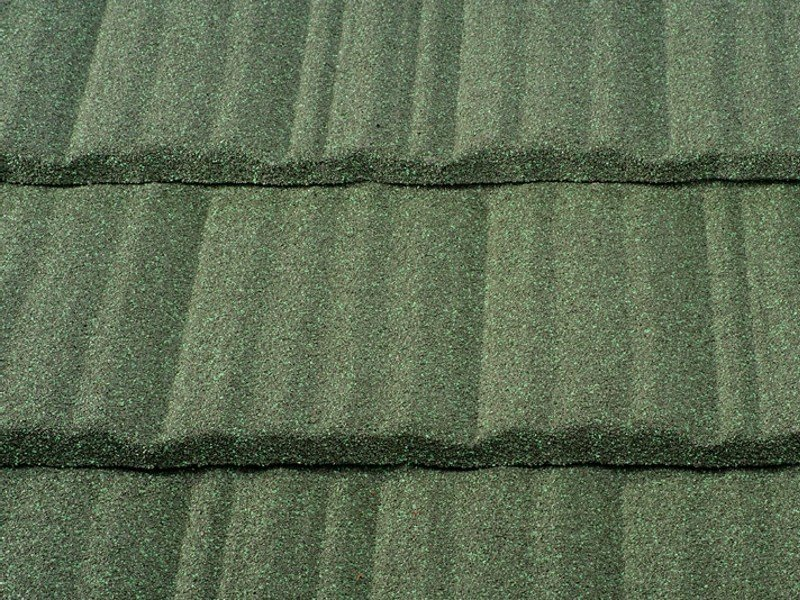 Steel roof tile METROTILE SHAKE by METROTILE