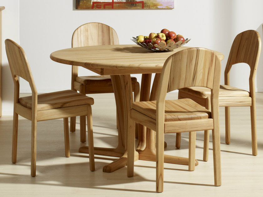 Wooden table 9275G | Table - Dyrlund