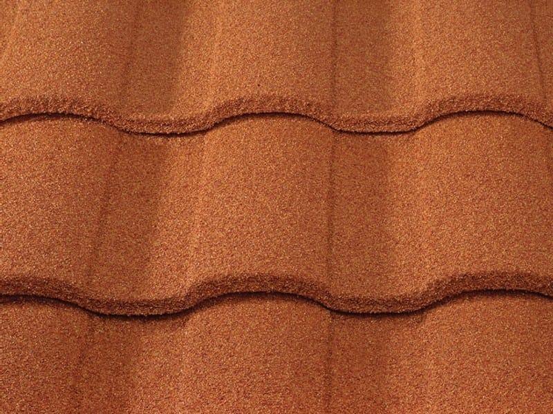 Steel Roman tile METROTILE ROMAN by METROTILE