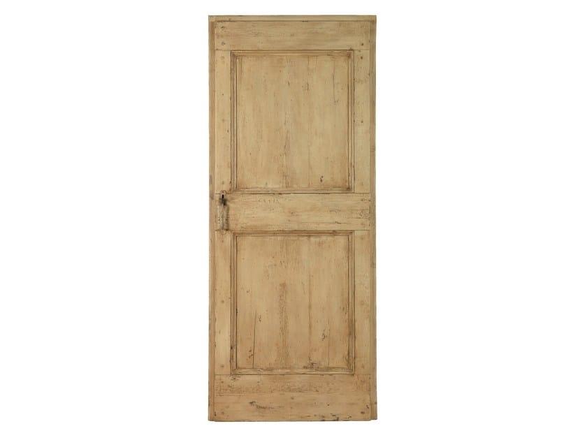Wooden door OLD DOOR 14 - BLEU PROVENCE