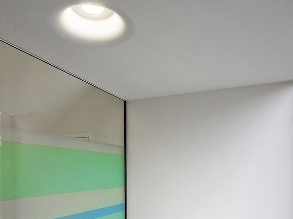 Direct light recessed ceiling lamp USO 700 - FLOS