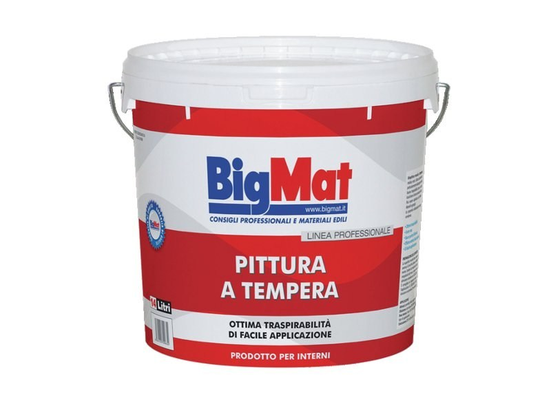 Tempera water-based paint Tempera paint by BigMat