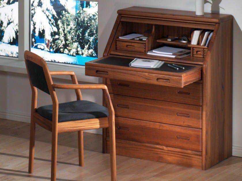 Wooden secretary desk 1156M | Secretary desk - Dyrlund