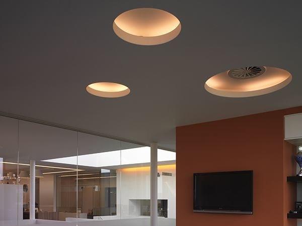 Lampada da incasso / lampada da soffitto USO 100 50 COVE LIGHTING - FLOS