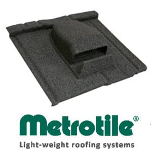 Ventilation grille and part METROTILE | Ventilated roof system by METROTILE