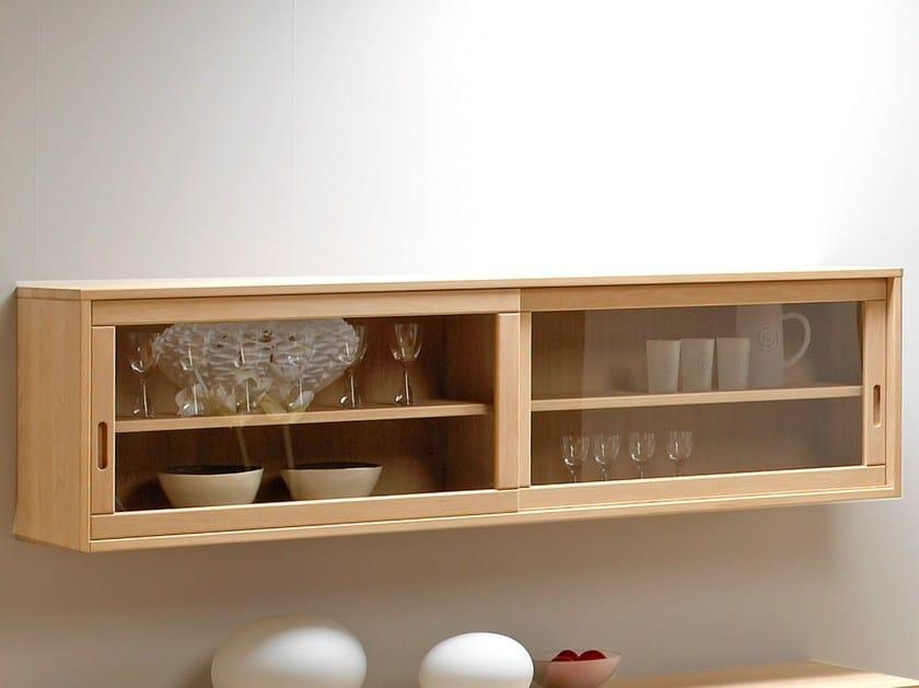 Wall cabinet with glass door KURT ØSTERVIG | Wall cabinet - Dyrlund