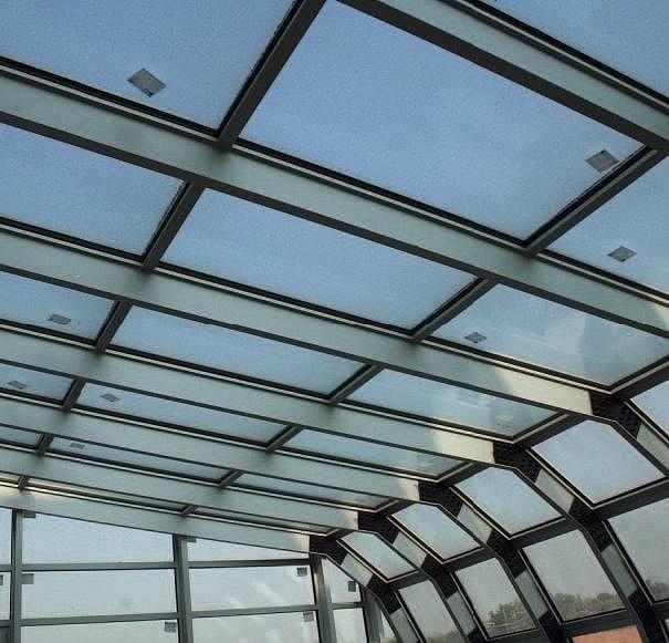 Система для непрерывного фасада SL 60 by ALUK Group