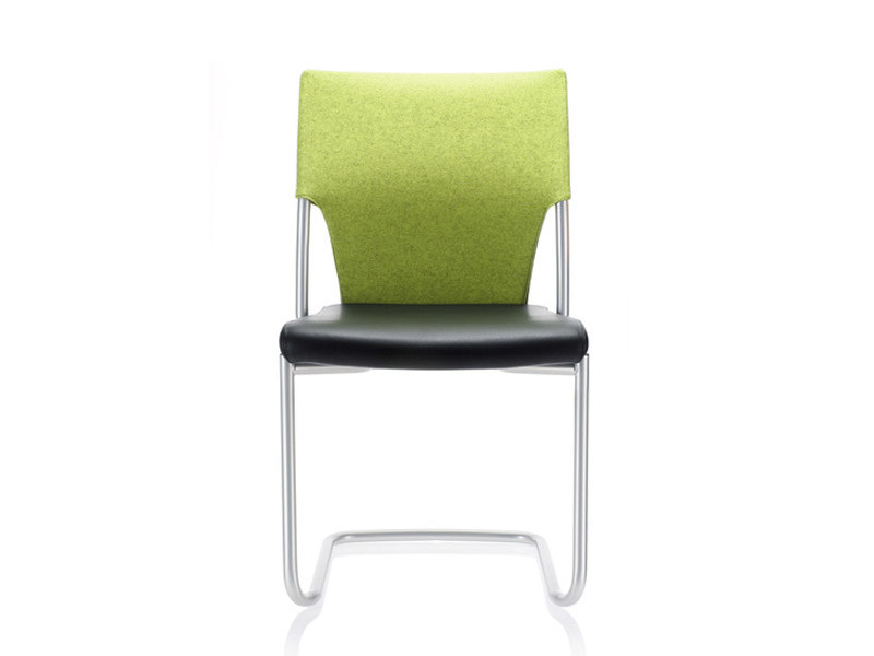 Cantilever visitor's chair DRIVE | Cantilever chair - Brunner