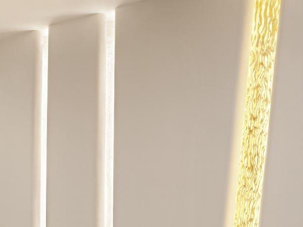 Built-in lighting profile SOFTPROFILE DECO WANDERS - FLOS