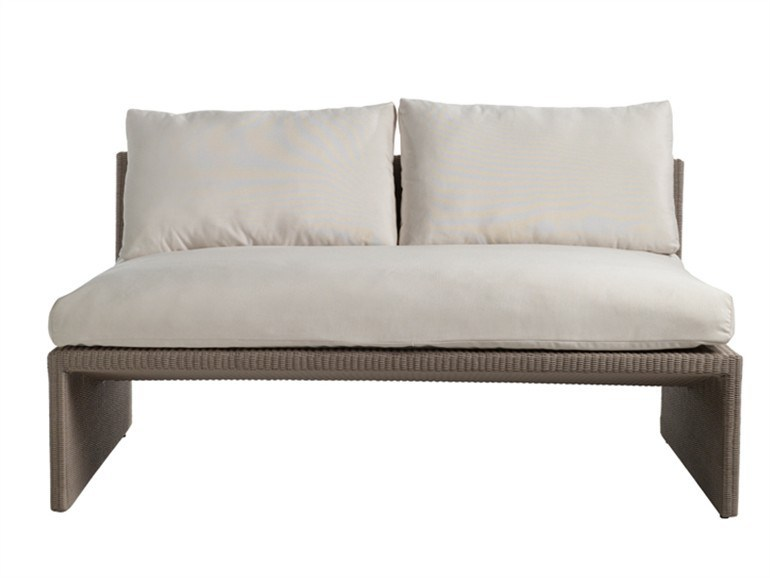 2 seater Canax® garden sofa TERRA SOFA | 2 seater sofa - TRIBÙ