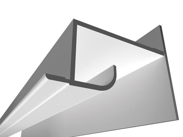 Linear lighting profile USP 07 15 25 by FLOS